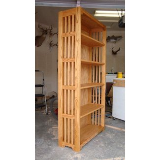 50 Mission Style Bookcase You Ll Love In 2020 Visual Hunt