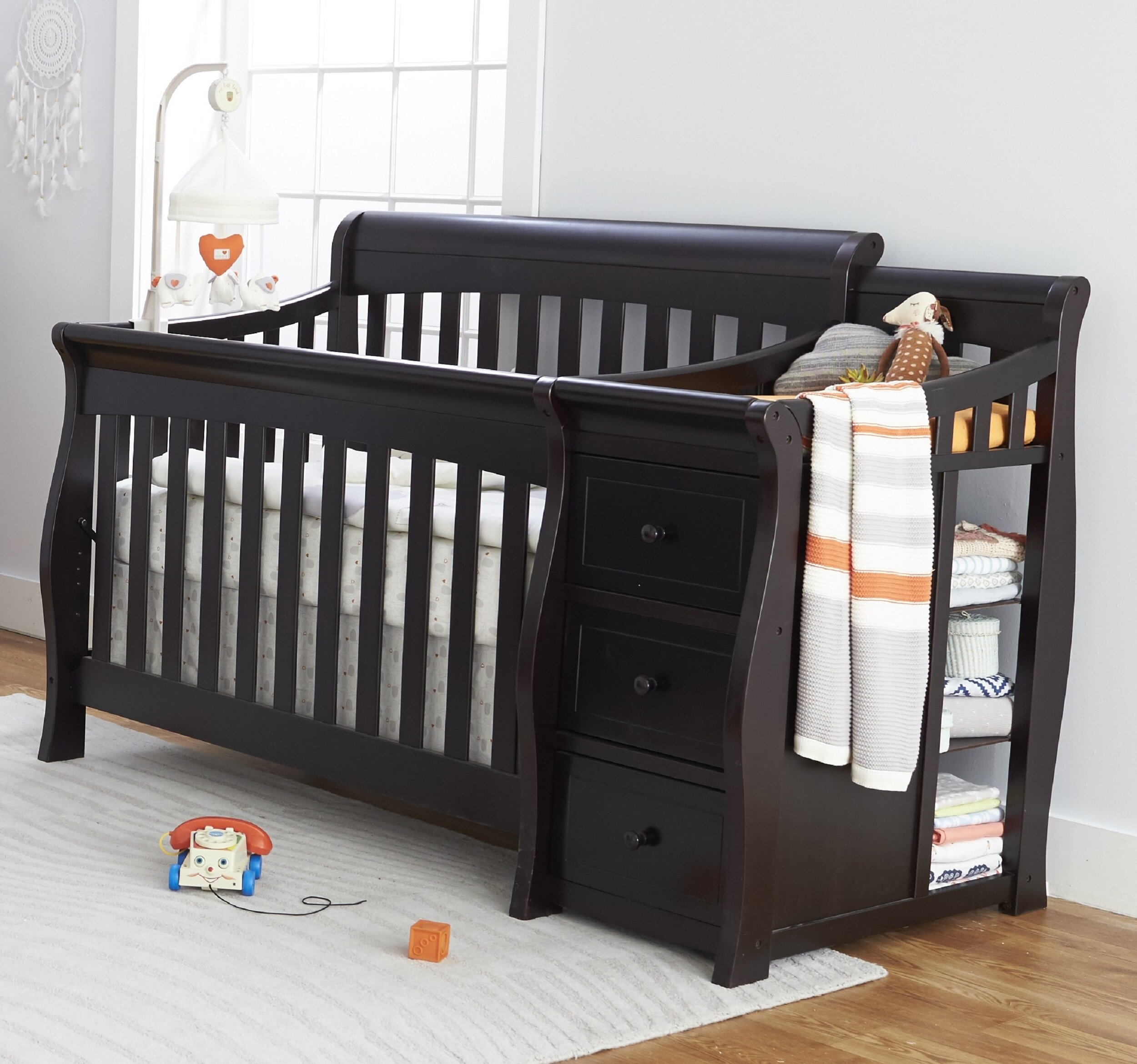 50 Crib Changing Table Combo You Ll Love In 2020 Visual