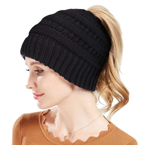 439f0114ad1 Ponytail Hat - Visual Hunt