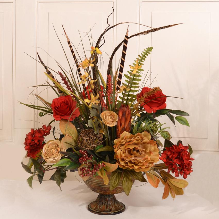 50 Decorative Flower Arrangements