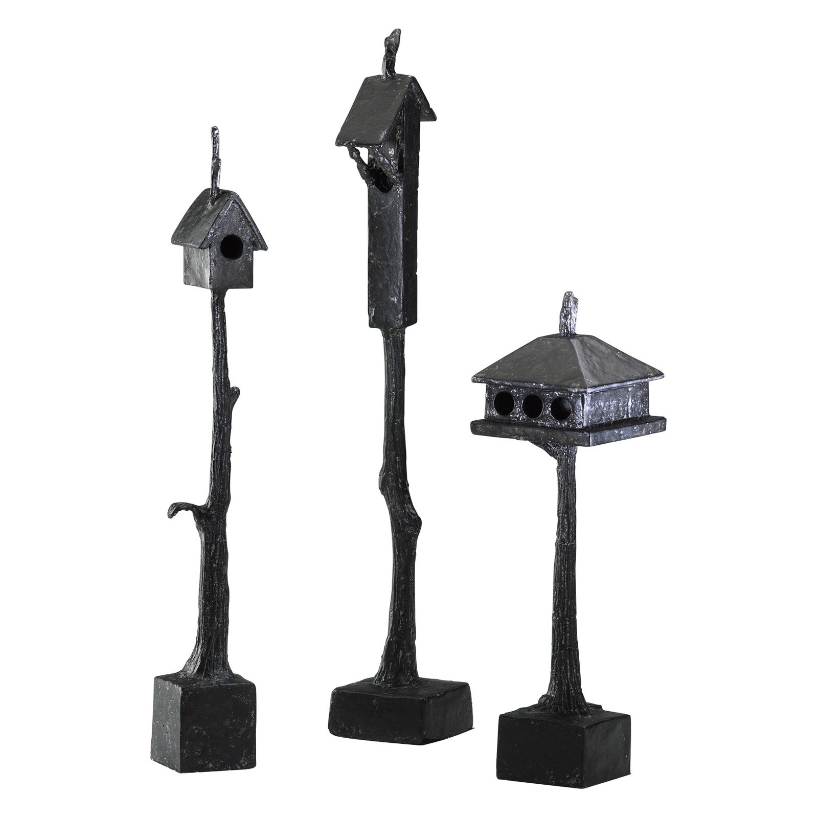 Small 11 5 In X 2 Decorative Bird House