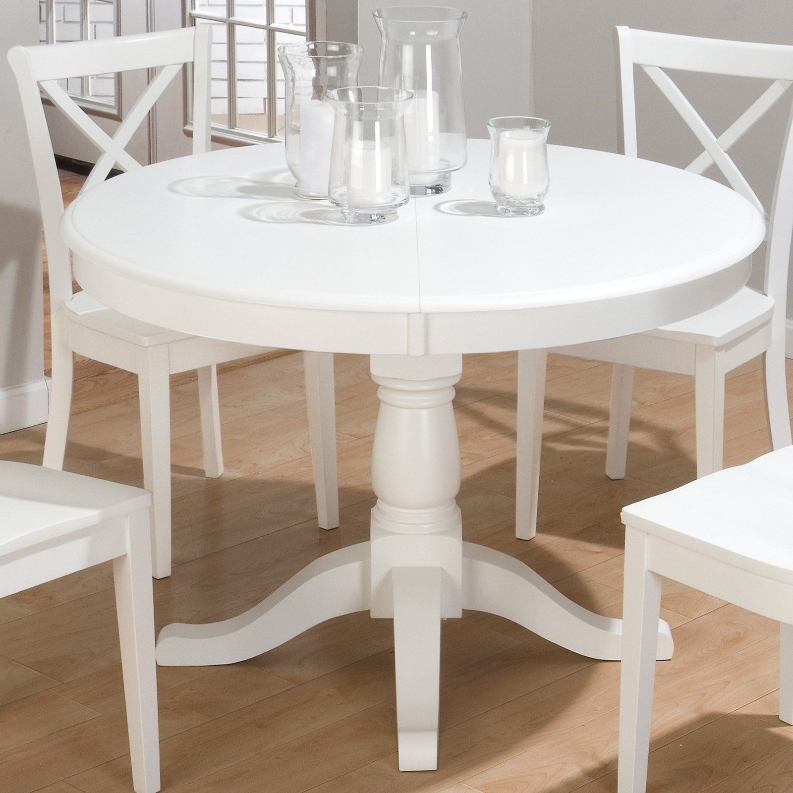 Round White Table You'll Love in 9   VisualHunt