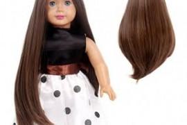 American Girl Doll Wigs