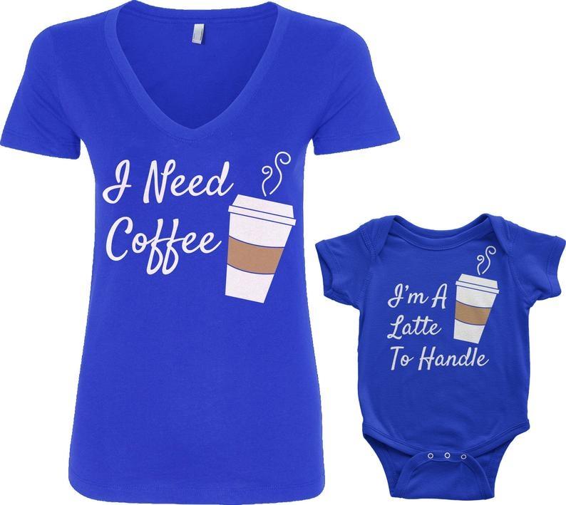 Threadrock Little Boys I Love Mom Infant//Toddler T-Shirt