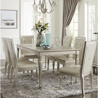 50+ White Dining Table Set You\'ll Love in 2020 - Visual Hunt