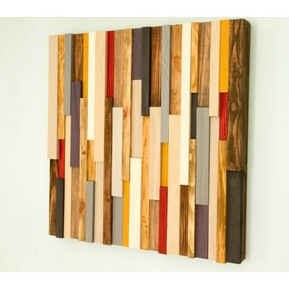 Reclaimed Wood Wall Art You Ll Love In 2021 Visualhunt