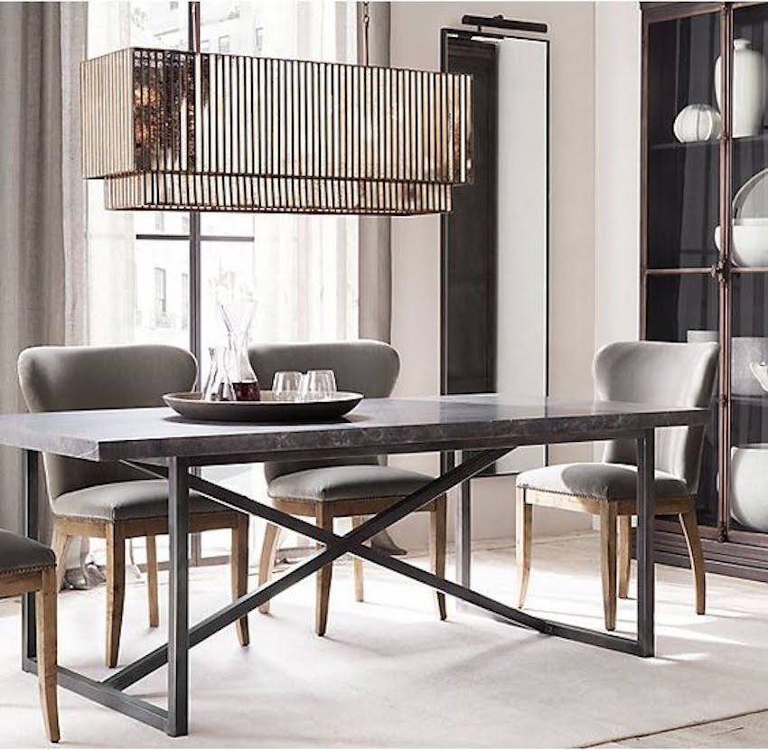 Visual Hunt : narrow dinning table - amorenlinea.org