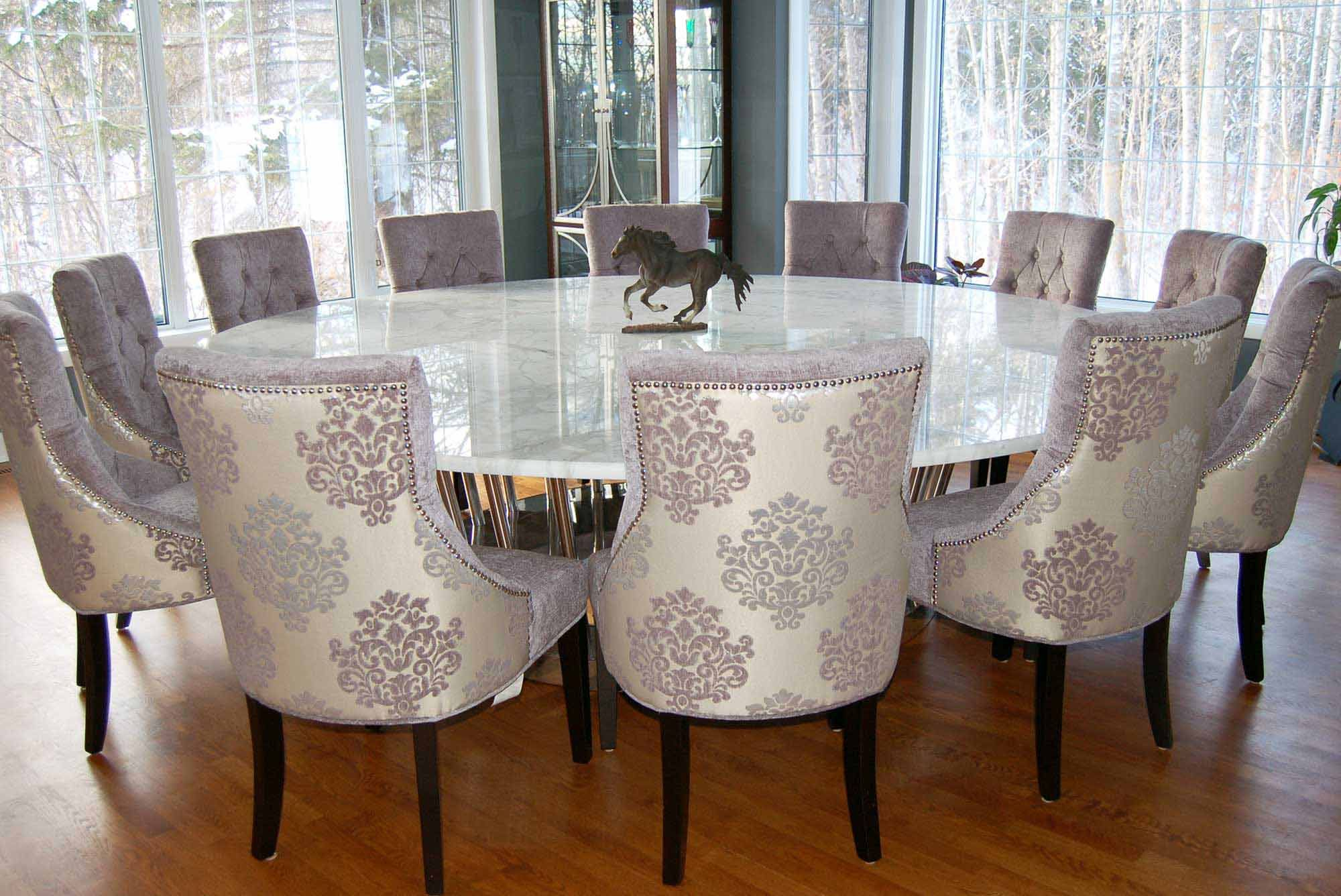 50 12 Person Dining Table You Ll Love In 2020 Visual Hunt