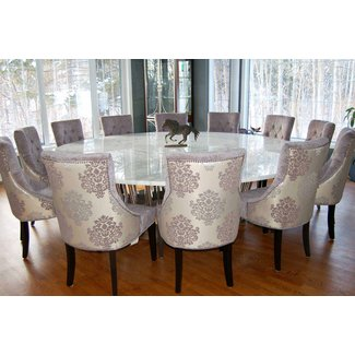 12 Person Dining Table You Ll Love In 2020 Visualhunt
