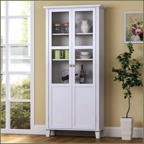 Standing Kitchen Cabinet Free Standing Kitchen Cabinets You'll Love in 2020   VisualHunt