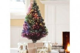 Color Changing Christmas Tree