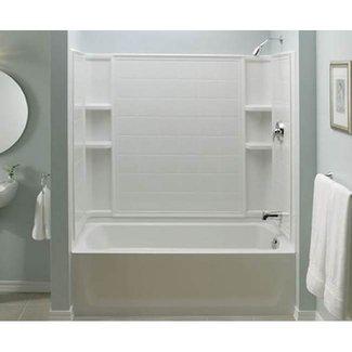 48 inch bathtub shower combo – Roselawnlutheran
