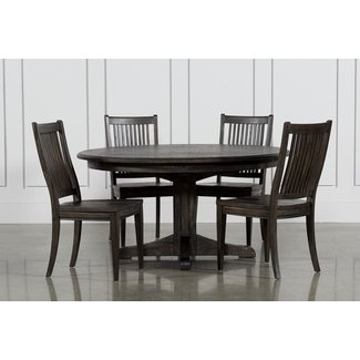 f106931d1f7b 60 Inch Round Dining Table Set - Photos Table and