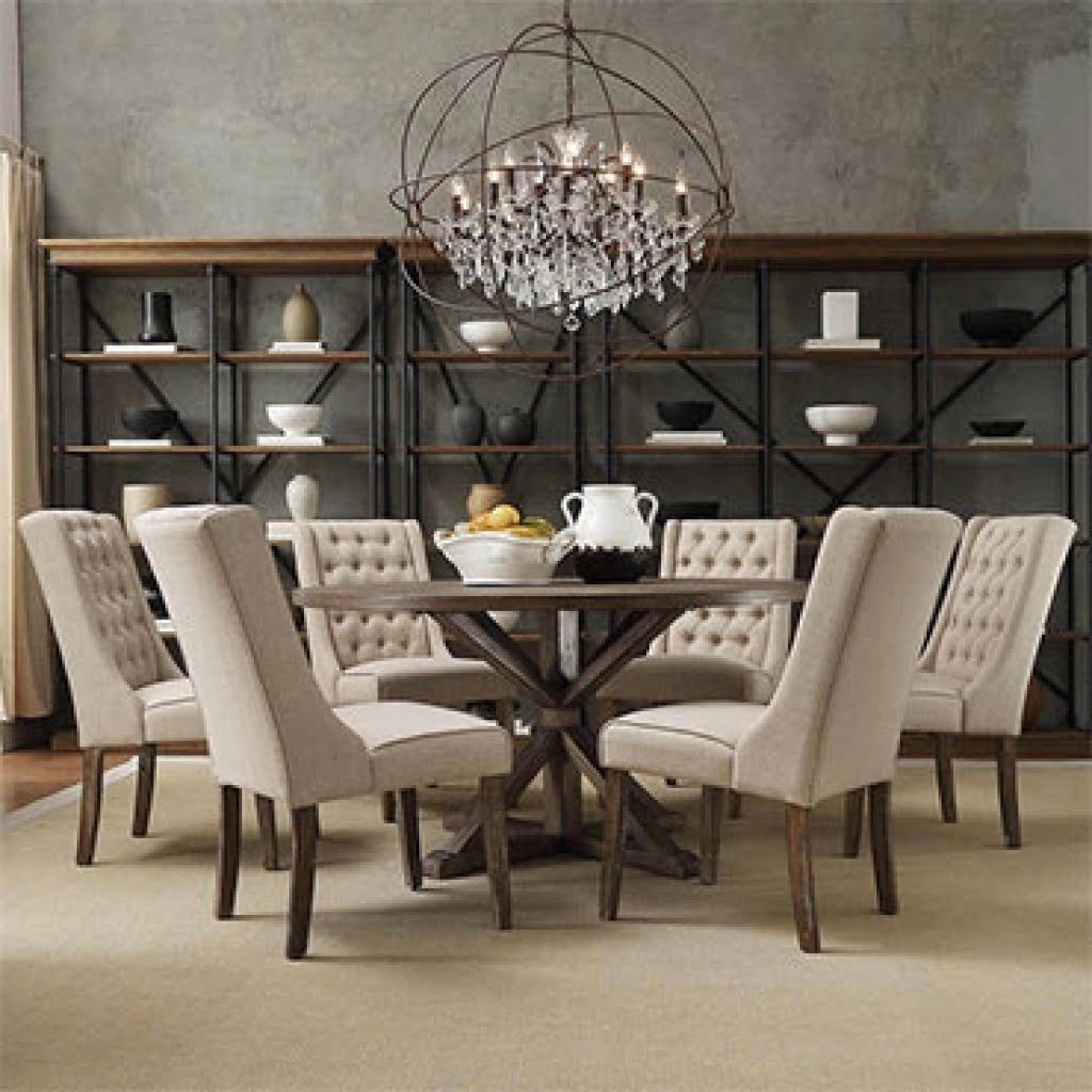 Picture of: 60 Inch Round Dining Table Set You Ll Love In 2020 Visualhunt