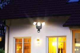 Motion Sensor Porch Light