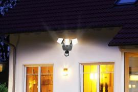 Motion Sensor Porch Light