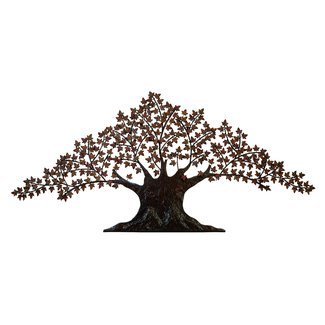 Tree Of Life Metal Wall Art You Ll Love In 2021 Visualhunt