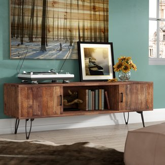 """Adger Media TV Stand for TVs up to 65"""""""