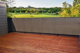 Outdoor Patio Privacy Screen