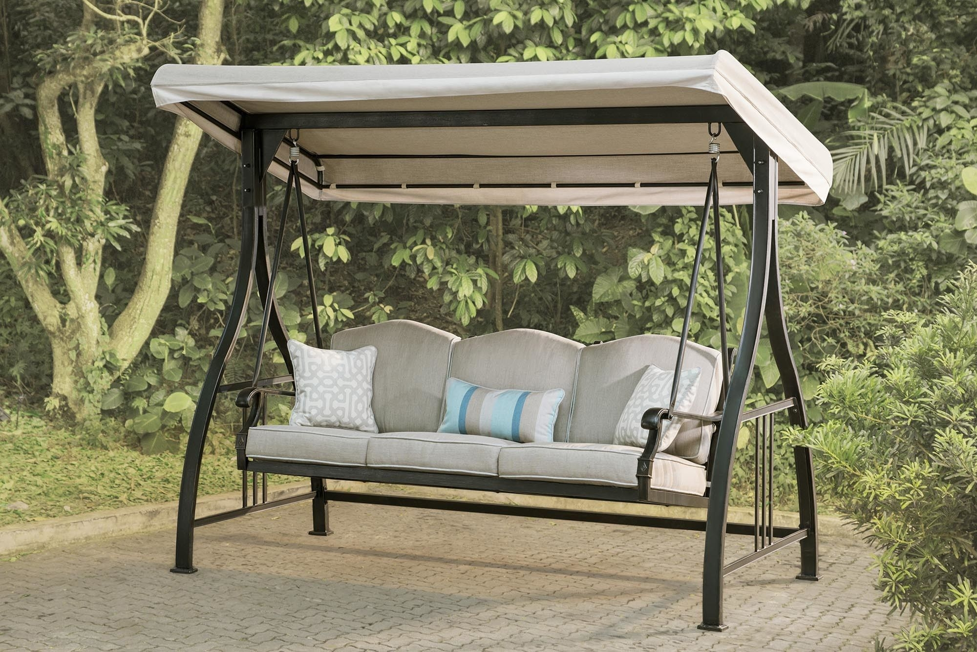 Free Standing Porch Swing You Ll Love In 2021 Visualhunt