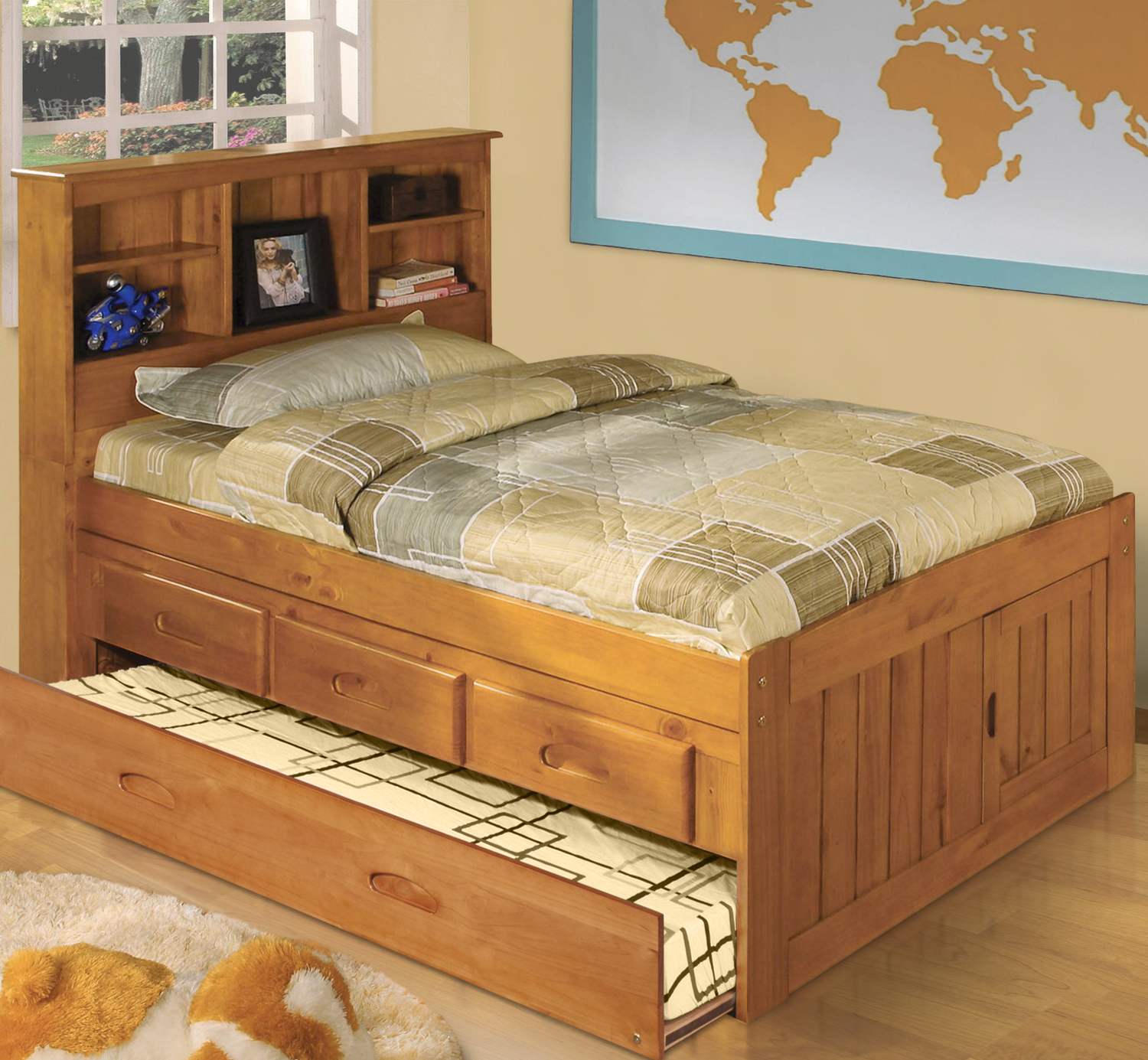 queen size captains bed you ll love in