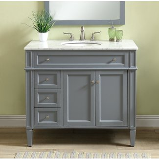 40 Inch Bathroom Vanity You Ll Love In 2021 Visualhunt