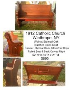 Astonishing 50 Church Pews For Sale Youll Love In 2020 Visual Hunt Caraccident5 Cool Chair Designs And Ideas Caraccident5Info