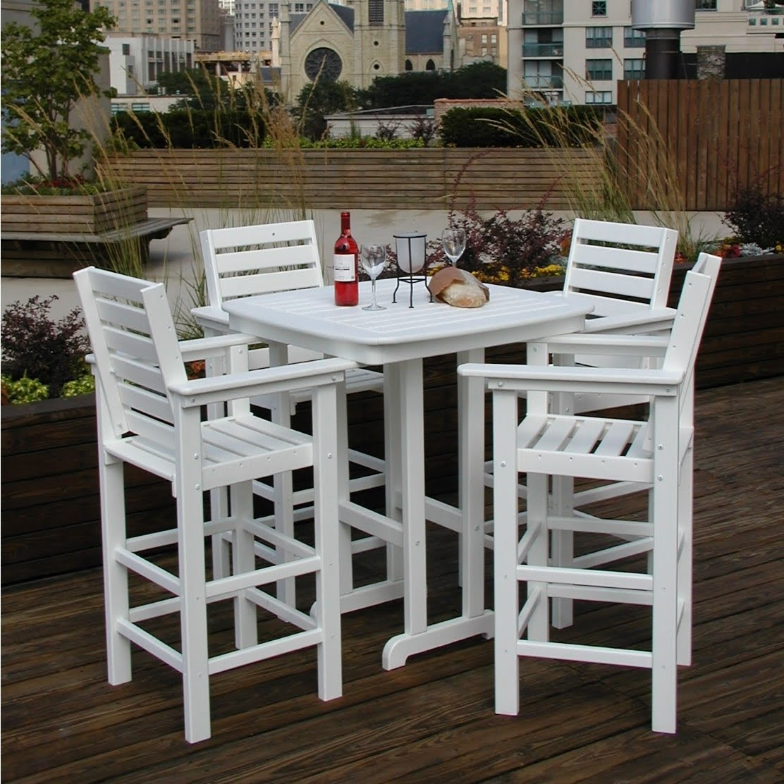 Picture of: Bistro Tables And Chairs You Ll Love In 2020 Visualhunt