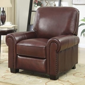 Wondrous 50 Top Grain Leather Recliner Youll Love In 2020 Visual Hunt Ncnpc Chair Design For Home Ncnpcorg