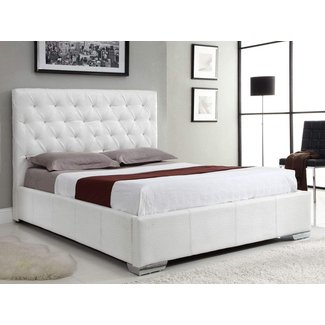 Attie Upholstered Storage Platform Bed