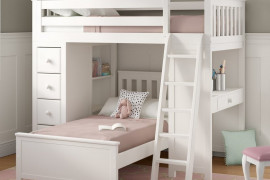 Bunk Beds with Dressers