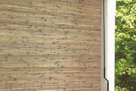 Outdoor Roll Up Bamboo Blinds