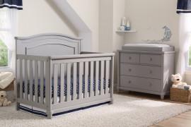 Crib and Dresser Set