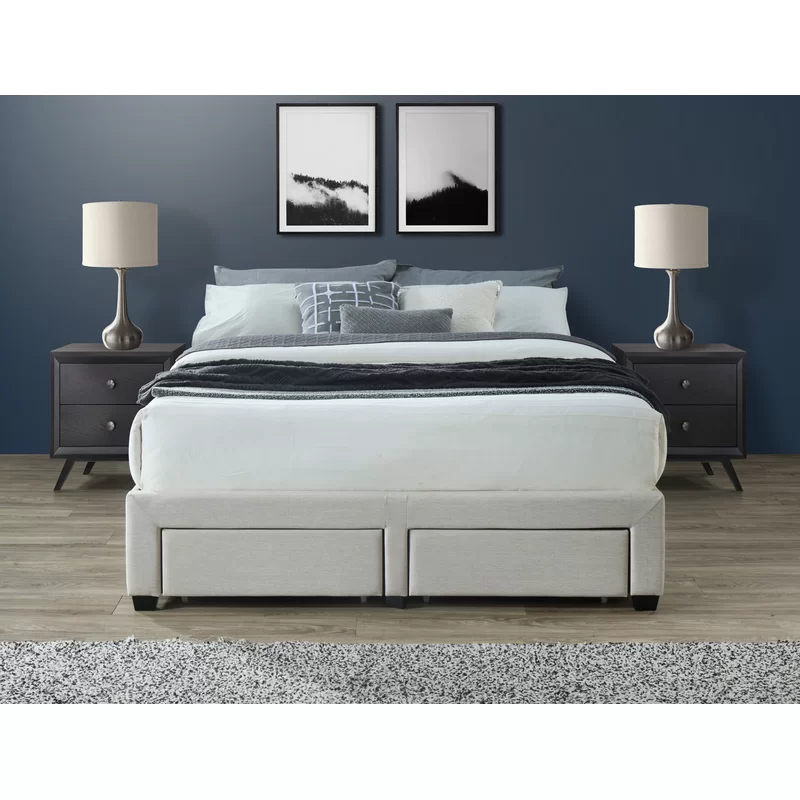 Picture of: Lift Storage Bed Queen You Ll Love In 2020 Visualhunt