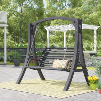 50 Outdoor Swing Cushions With Backs You Ll Love In 2020