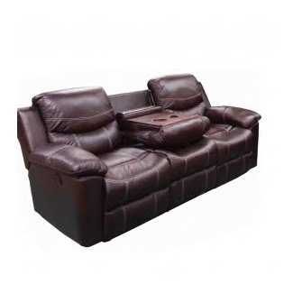 50 Reclining Sofa With Drop Down Table You Ll Love In