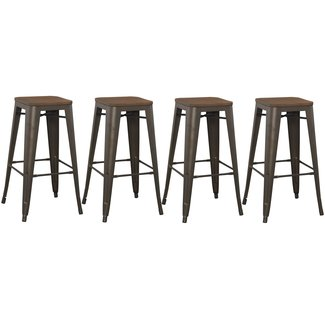 Brilliant 50 30 Inch Bar Stools Youll Love In 2020 Visual Hunt Unemploymentrelief Wooden Chair Designs For Living Room Unemploymentrelieforg