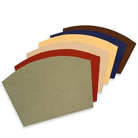 Placemats For Round Table You Ll Love, Table Placemats For Round Tables