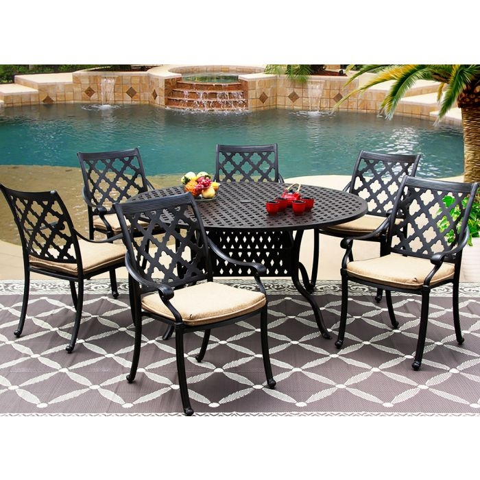 60 Inch Round Dining Table Set You Ll, 60 Inch Round Dining Table Set