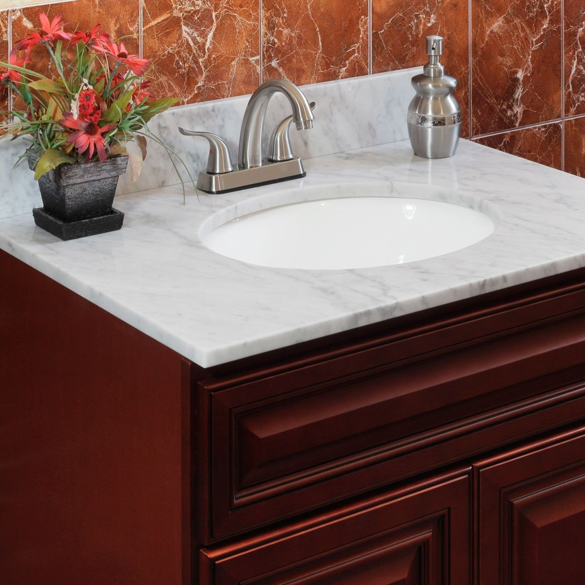 50 43 Inch Vanity Top With Sink You Ll Love In 2020 Visual Hunt