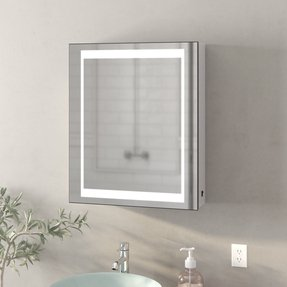50 Medicine Cabinet With Lights You Ll Love In 2020 Visual Hunt