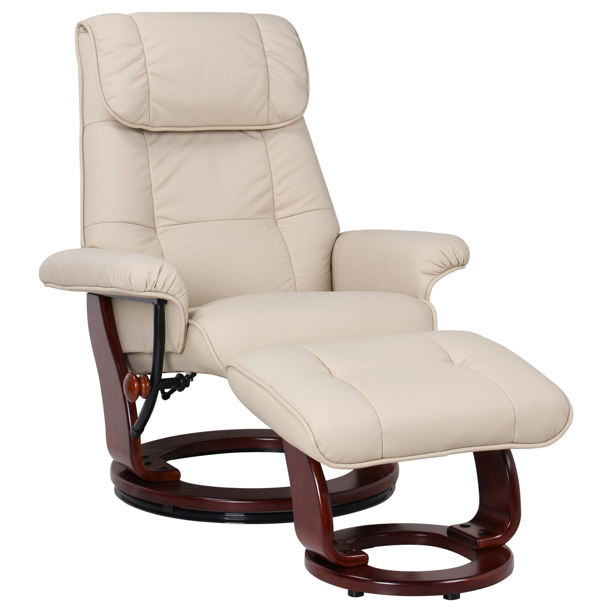 Leather Swivel Reclining Chairs You Ll Love In 2021 Visualhunt