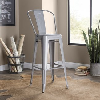 Magnificent 50 30 Inch Bar Stools Youll Love In 2020 Visual Hunt Unemploymentrelief Wooden Chair Designs For Living Room Unemploymentrelieforg