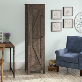 Tall Wood Storage Cabinets With Doors You