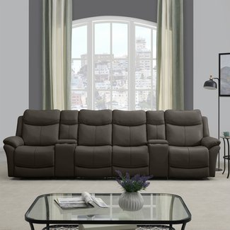 50+ Sectional Sofas with Recliners and Cup Holders You\'ll ...