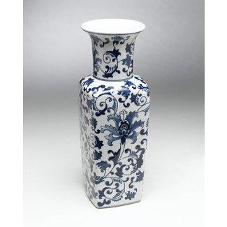 Chevelle Porcelain Table Vase