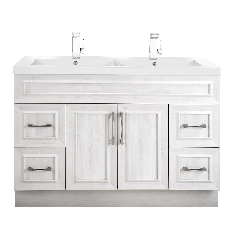 48 Inch Double Sink Vanity You Ll Love, Double Sink 48 Inch Bathroom Vanity