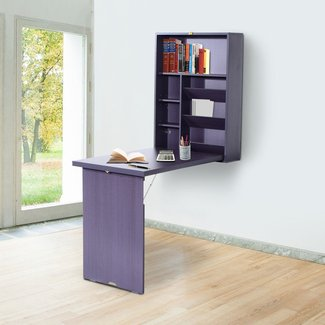 50 Wall Mounted Folding Desk You Ll Love In 2020 Visual