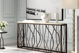 Extra Long Console Table