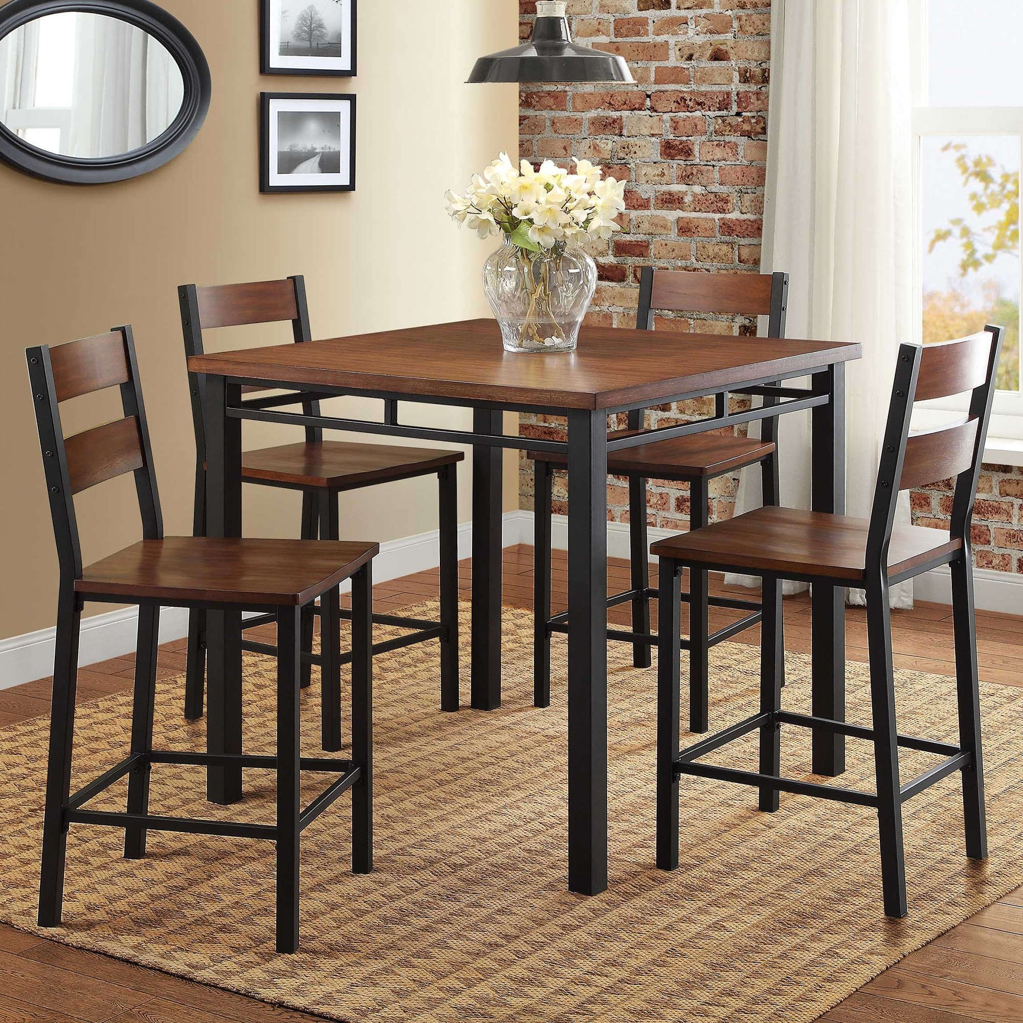 Counter Height Dining Chairs You Ll, Counter Height Kitchen Table And Chairs Set